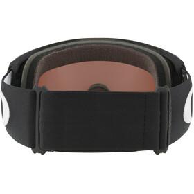 Oakley Line Miner Gafas de Nieve Hombre, matte black/w prizm black iridium
